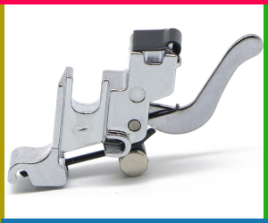 Low Shank Snap-on Foot Adapter 2021