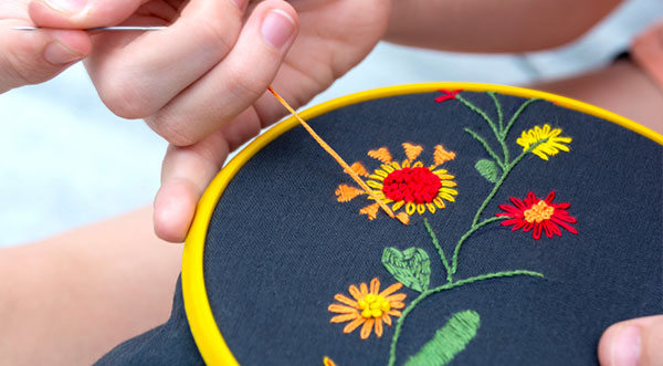 best embroidery hoops
