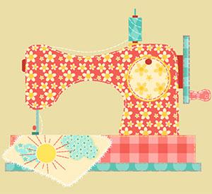 end a stitch sewing machine