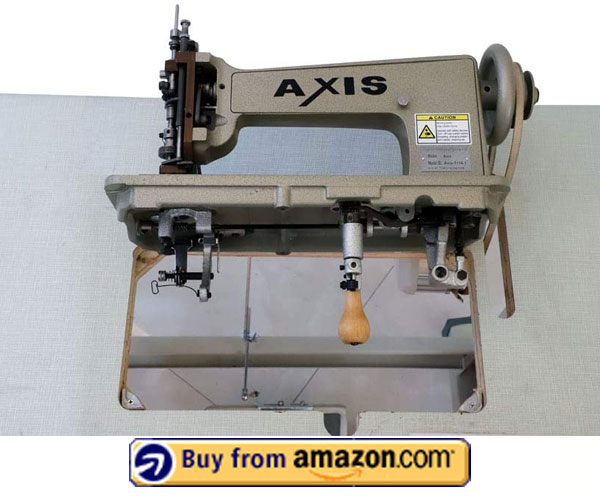 Axis Single Needle Chain Stitch Embroidery Machine - Best Embroidery Machine For Beginners 2021