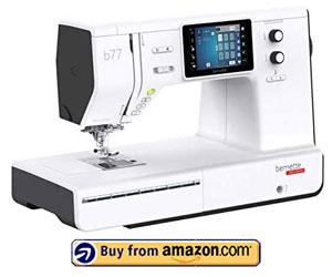 Bernette B77 - Best Bernette Embroidery Machine 2021