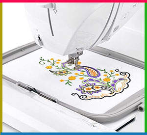 Best embroidery Machine for custom design