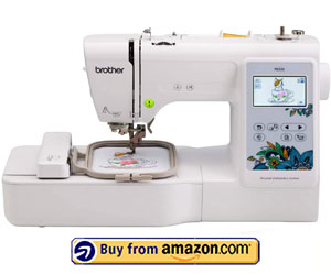 Brother PE535 - Best Brother Embroidery Machine 2021