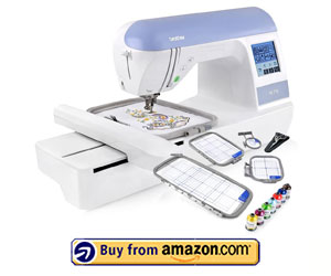 Brother PE770 - Best Embroidery Machine For Home Business 2021