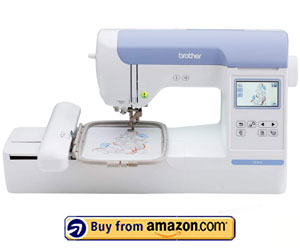Brother PE800 - Best Embroidery Machine For Beginners 2021