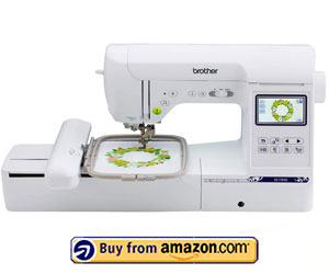 Brother SE1900 - Best Embroidery Machine For Sale 2021