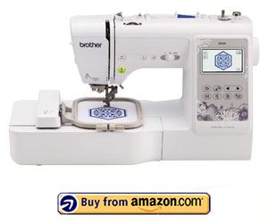 Brother SE600 -Best Embroidery Machine 2021