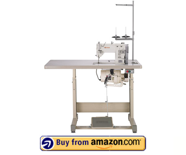 SINGER 20U109 – Best Industrial Embroidery Machine in 2021