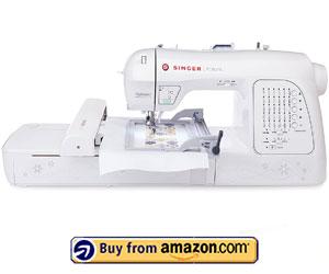 Singer XL-420 - Best Singer Embroidery Machine 2021