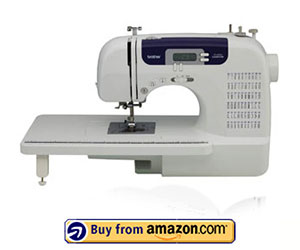Brother CS6000i - Best Sewing & Quilting Machine 2021