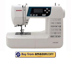 Janome 3160QDC - Best Basic Sewing Machine 2021