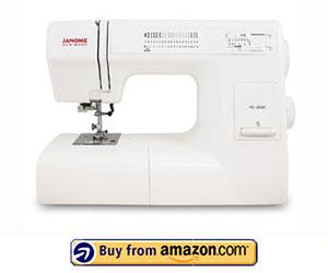 Janome HD3000 - Best Handheld Sewing Machine 2021