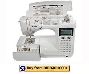 Juki Hzl-F600 - Best Sewing Machine For Quilting 2021
