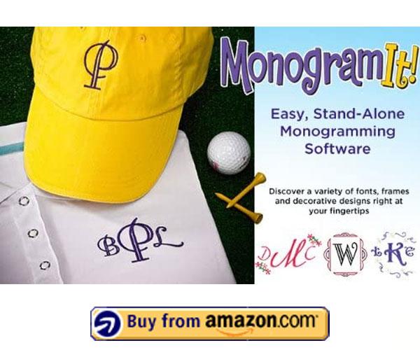 Monogram It – Best Monogram Software 2021