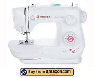SINGER Fashion Mate 3333 - Best Commercial Sewing Machine 2021