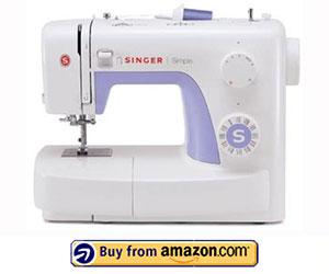SINGER Simple 3232 - Best Home Sewing Machine 2021
