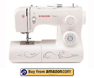 SINGER Talent 3323S- Best Portable Sewing Machine 2021