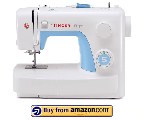 Singer 3221 - Cheap Embroidery Machine 2021