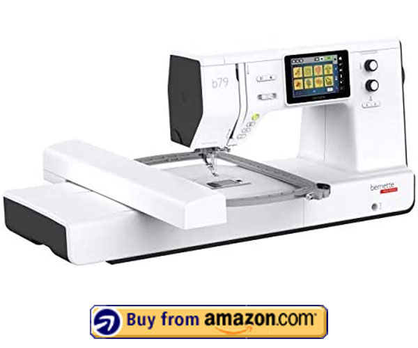 Bernette 79 – Best Embroidery Machine For Boutique 2020