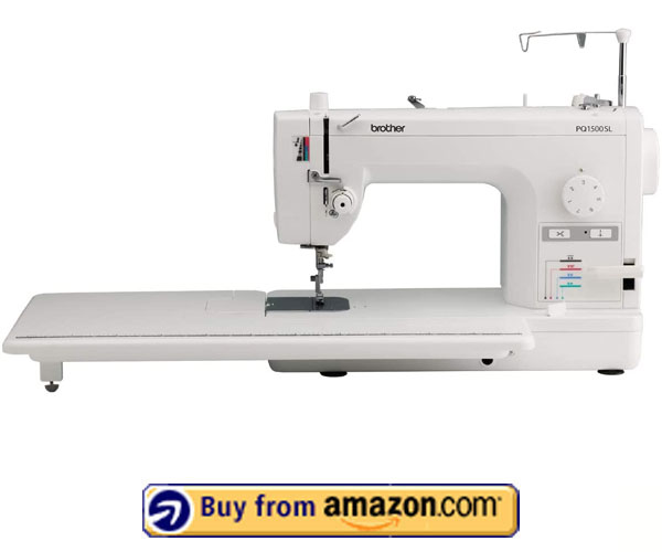 Brother PQ1500SL – Best Sewing Machine For Beginners 2021