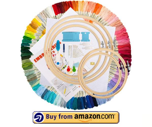 Foloda - Best Target Embroidery Kits 2021