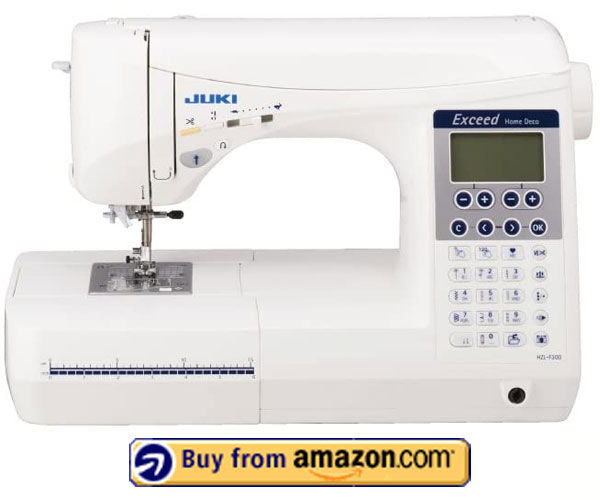 Best Sewing Machine For Making Clothes 2021