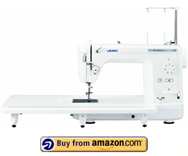JUKI TL-2000Qi – Best Sewing Machine For Making Clothes 2021