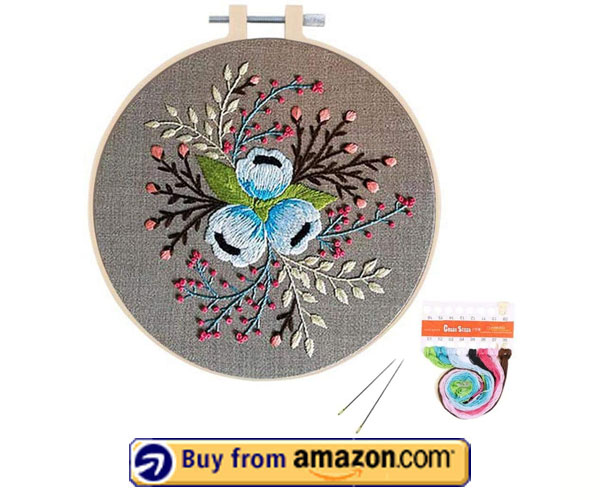Louise Maelys - Best Embroidery Starter Kit 2021