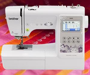 best embroidery machine under $1000