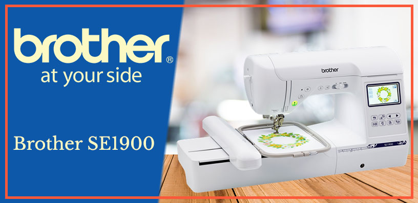 brother SE1900 review