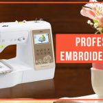 best professional embroidery machine 2021